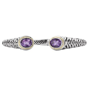 Ladies Gemstone Cuff