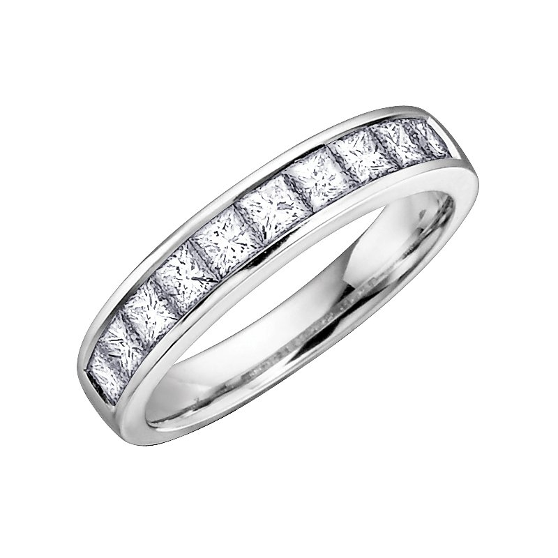 Timeless Beauty Diamond Anniversary Ring