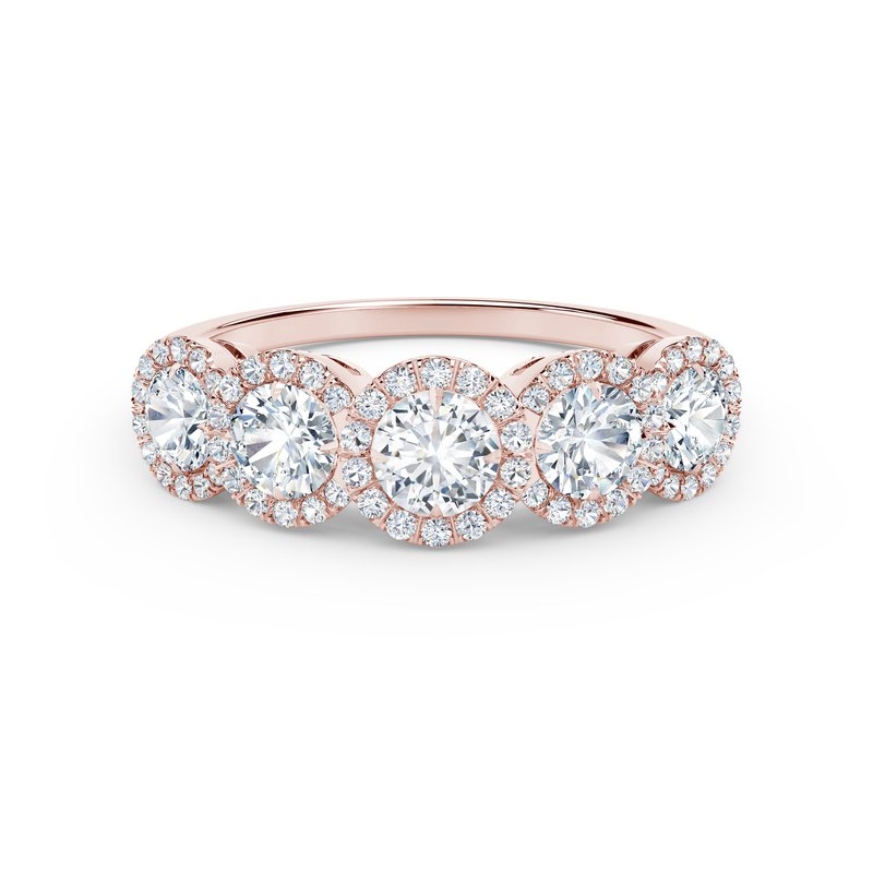 Forevermark Tribute Collection The Forevermark Tribute™ Collection Diamond Wedding Band