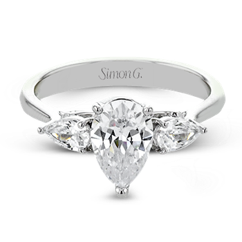 LR2844 ENGAGEMENT RING