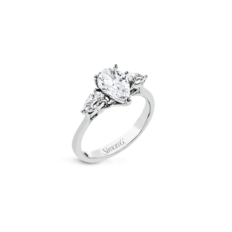 Simon G LR2844 ENGAGEMENT RING