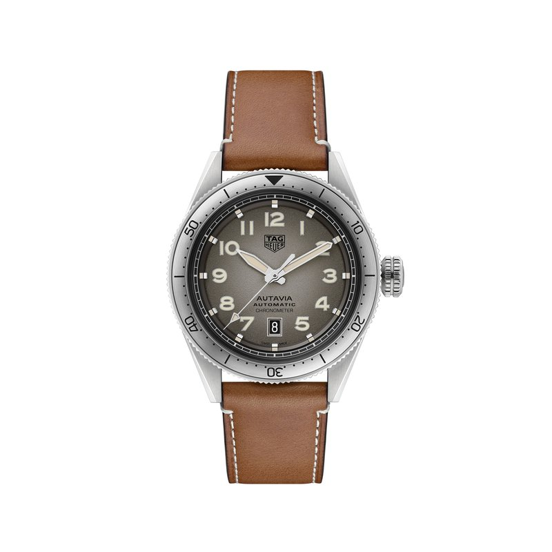 Tag Heuer 42mm Automatic COSC Watch