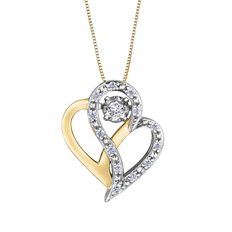 Timeless Beauty Pulse™ Diamond Pendant