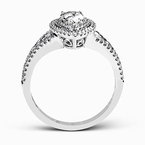 Simon G MR2592 ENGAGEMENT RING