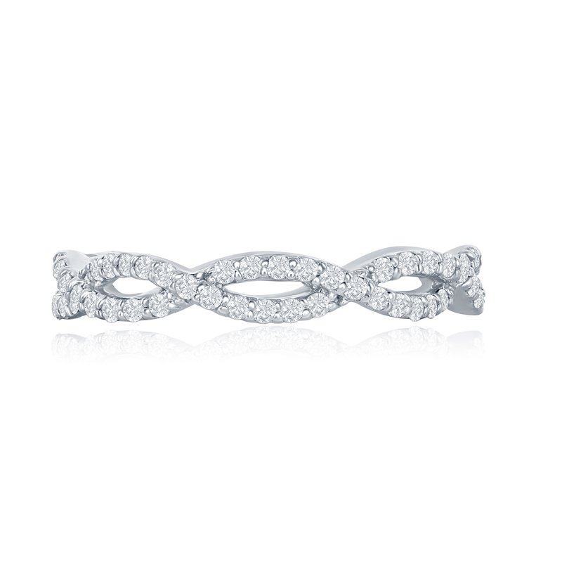 Veer Diamonds BRAID BAND