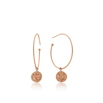 Boreas Hoop Earrings