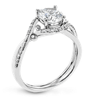 Simon G LR2113 ENGAGEMENT RING