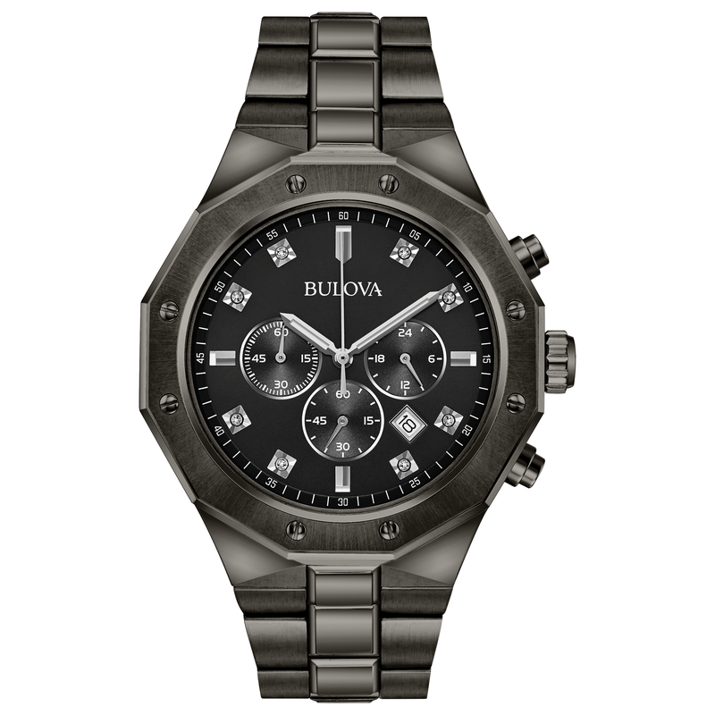 Bulova Bulova Diamond Collection Mens Watch