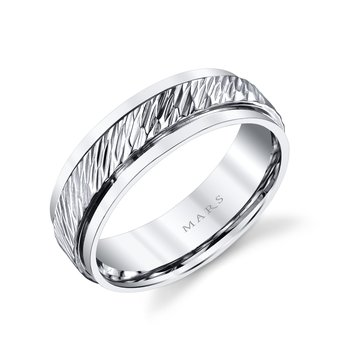 MARS G104 Men's Wedding Band