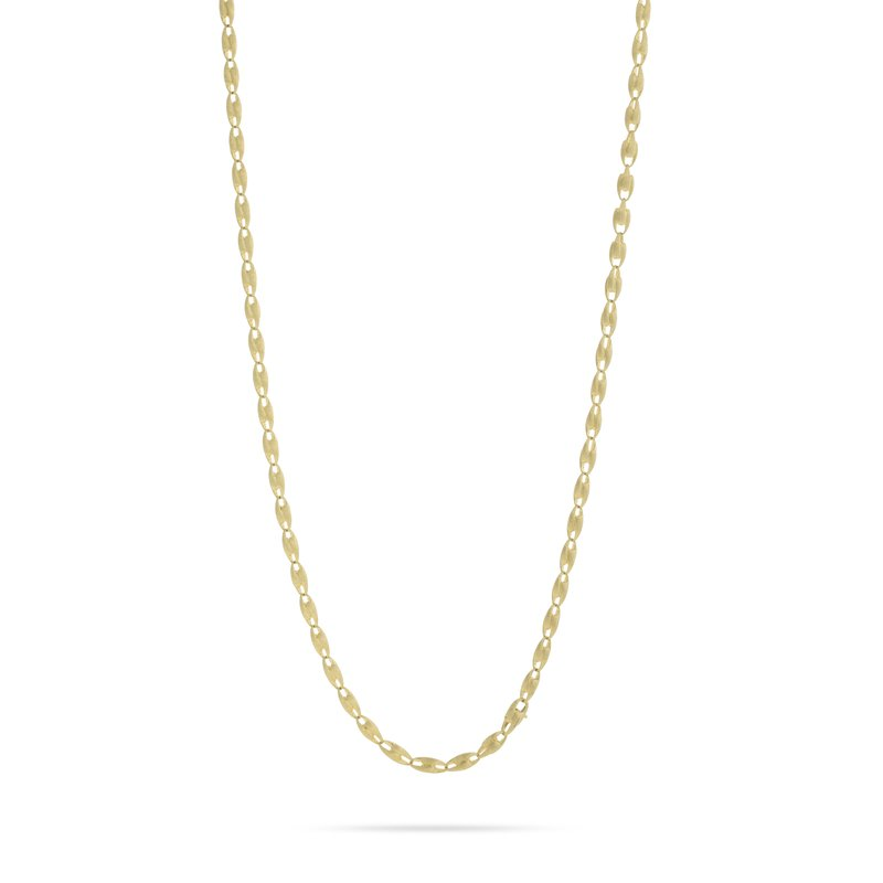 "Marco Bicego Lucia Small Link 47"" Chain Necklace"
