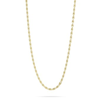 "Lucia Small Link 47"" Chain Necklace"