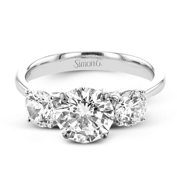 LR2843 ENGAGEMENT RING
