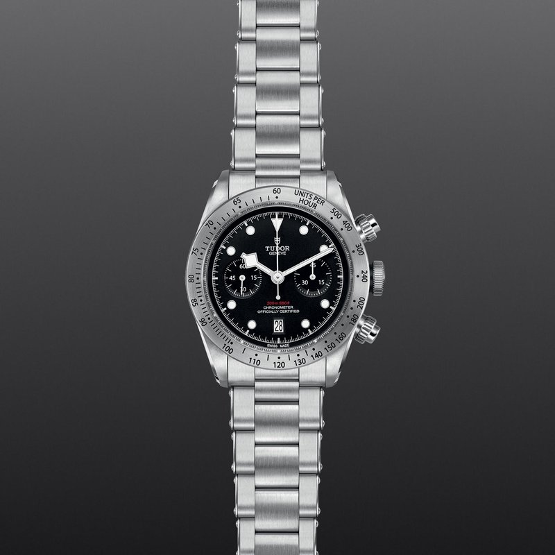 TUDOR Black Bay Chrono 41