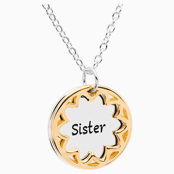 Treasure Necklace - Sister