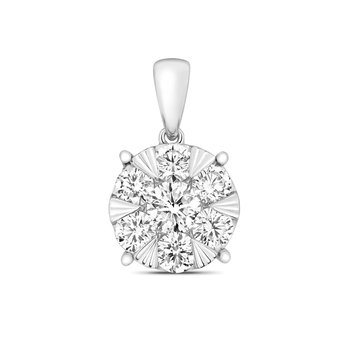Diamond Brilliant Pendant