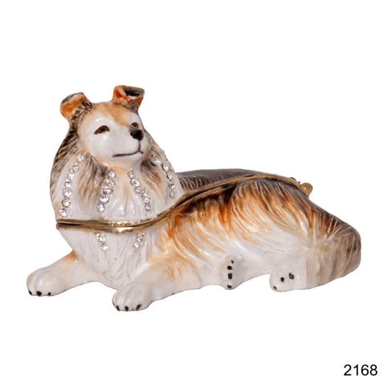 Luxury Giftware by Jere Collie Dog