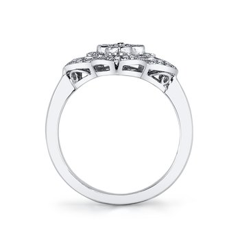 MARS 25347 Diamond Engagement Ring 0.37 ct tw