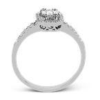 Zeghani ZR1230 ENGAGEMENT RING