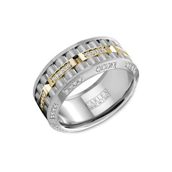 Carlex Generation 3 Mens Ring CX3-0010YWW