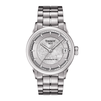 TISSOT LUXURY POWERMATIC 80 JUNGFRAUBAHN LADY