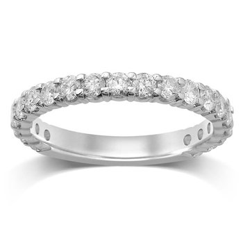 14K  1.00Ct  Diamond Ladies   Band