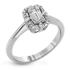 Zeghani ZR1176 RIGHT HAND RING
