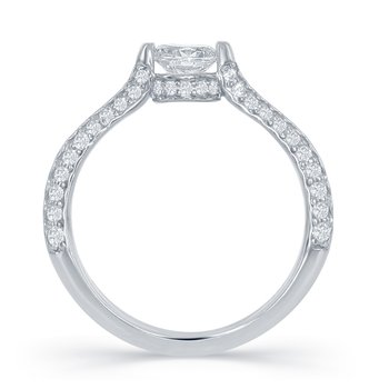 THE CASANOVA SOLITAIRE RING