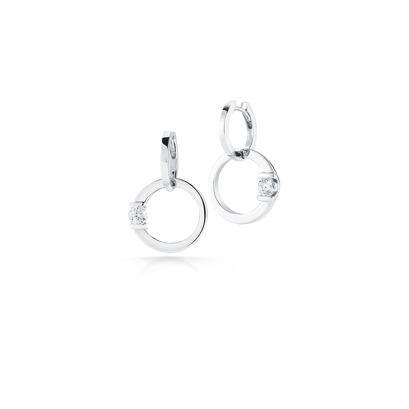 Roberto Coin Cento Signature Earrings