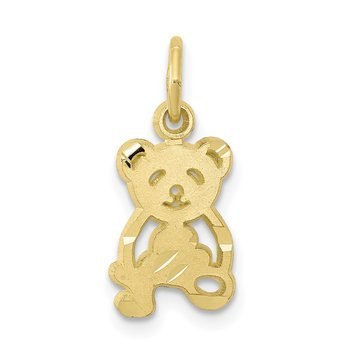 10k Teddy Bear Charm