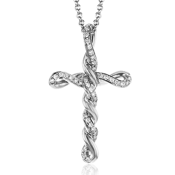 ZP409 CROSS PENDANT