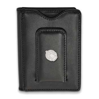 Sterling Silver Mississippi State University NCAA Wallet