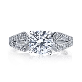 Diamond Engagement Ring 0.13 ct tw