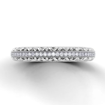 Petalo Diamond Band