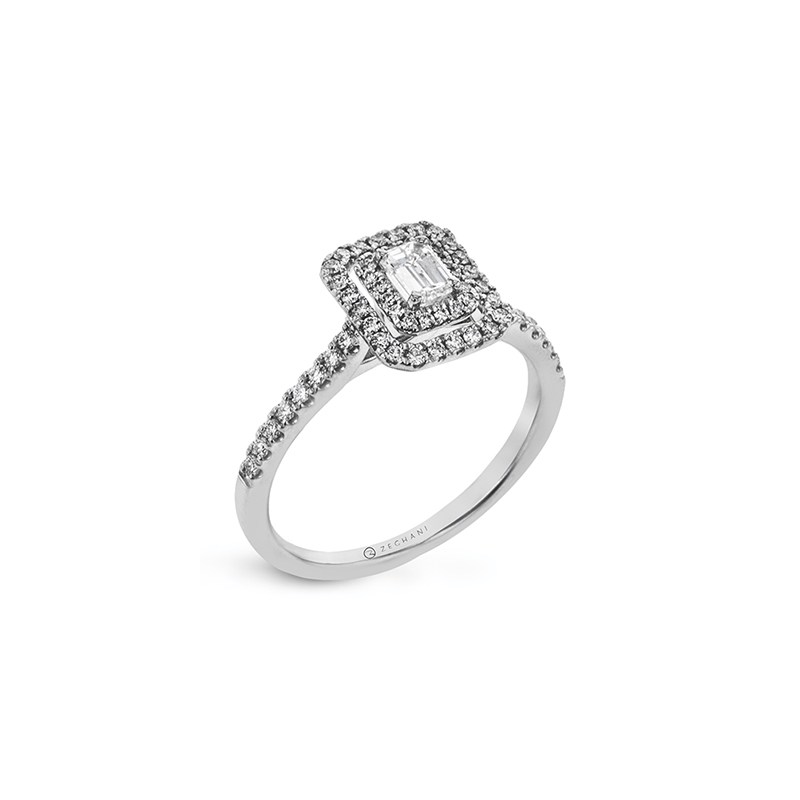 Zeghani ZR1863 ENGAGEMENT RING