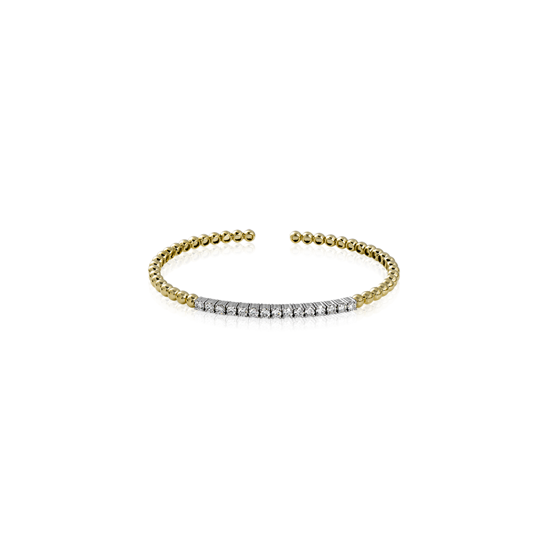 Simon G LB2086-Y BANGLE