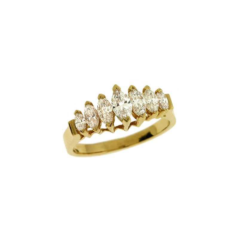 S. Kashi  & Sons Marquee Diamond Band