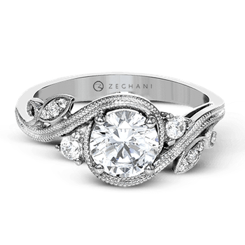 ZR1470 ENGAGEMENT RING