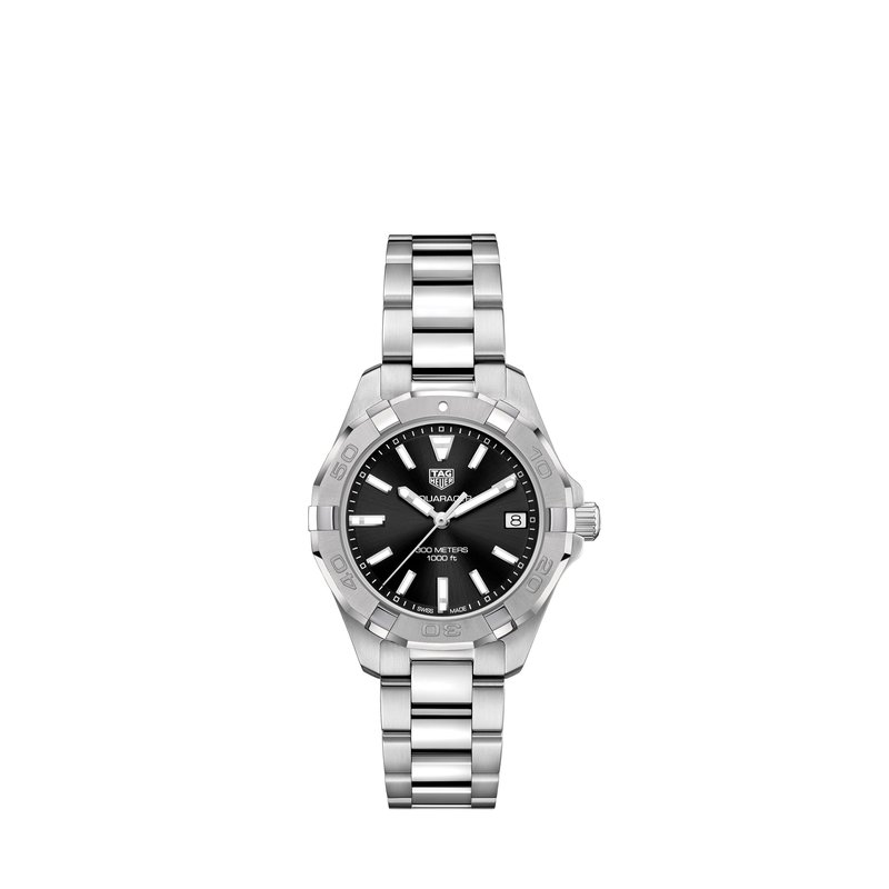 Tag Heuer - USD Aquaracer 300M Steel Bezel Quartz Watch