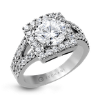 Zeghani ZR1283 ENGAGEMENT RING
