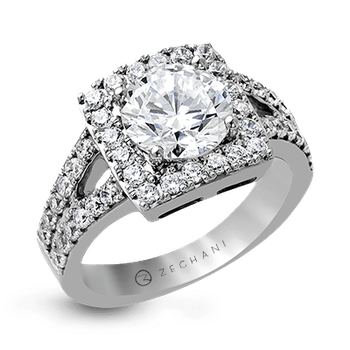 ZR1283 ENGAGEMENT RING