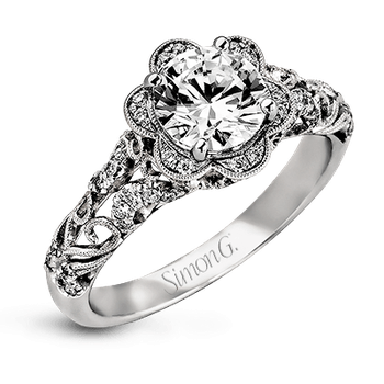 ZR918 ENGAGEMENT RING