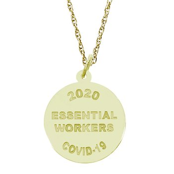 Covid-19 Essential Workers Necklace Set