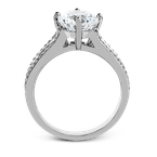 Zeghani ZR1243 ENGAGEMENT RING