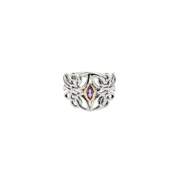 Guardian Angel Ring (Amethyst)