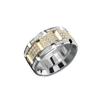 Carlex Generation 1 Ladies Fashion Ring WB-9228YW-S6