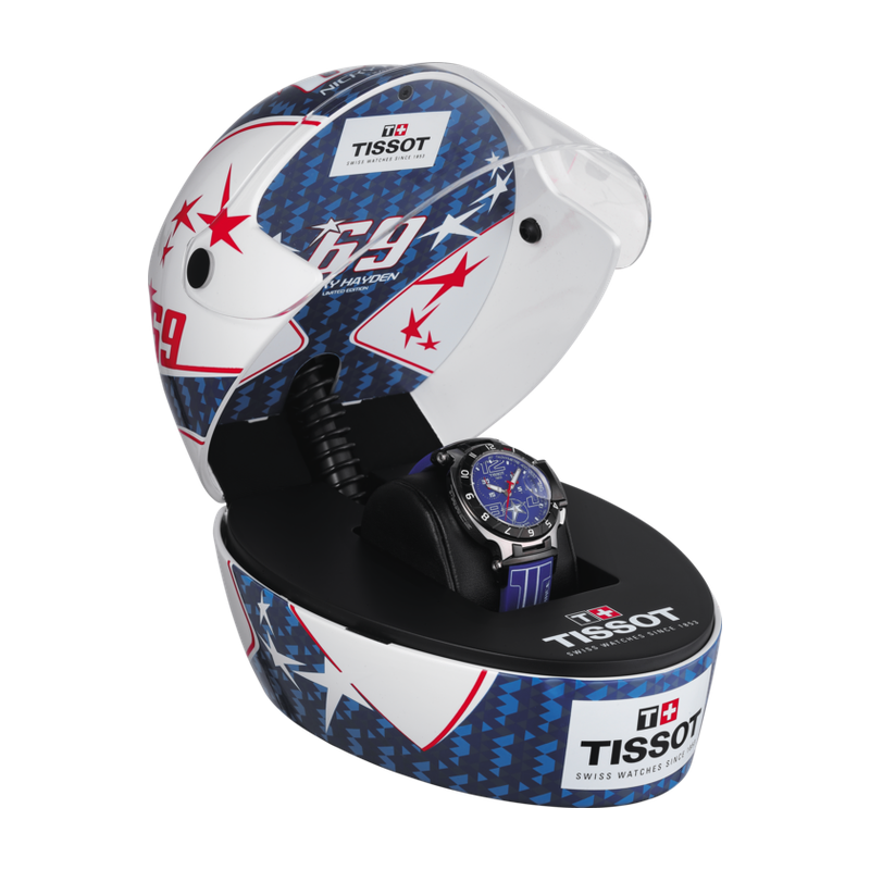d667747773a Spitz Jewelers  Tissot TISSOT T-RACE NICKY HAYDEN 2014