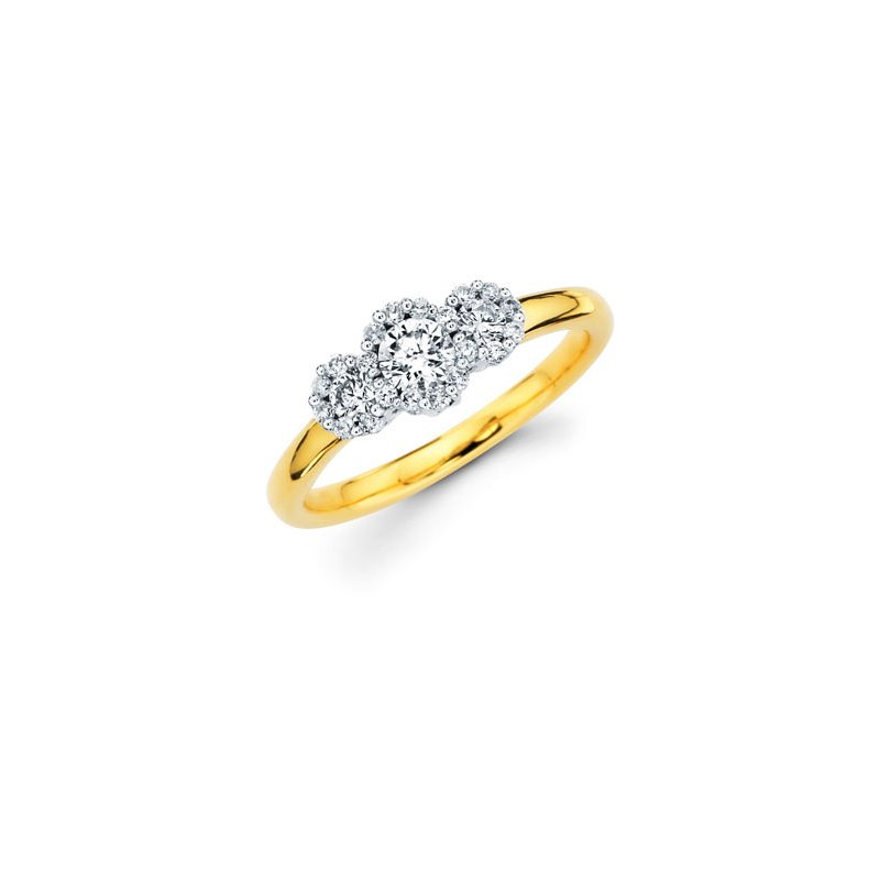 J.F. Kruse Signature Collection Ring RD V 0.71 RD V STD