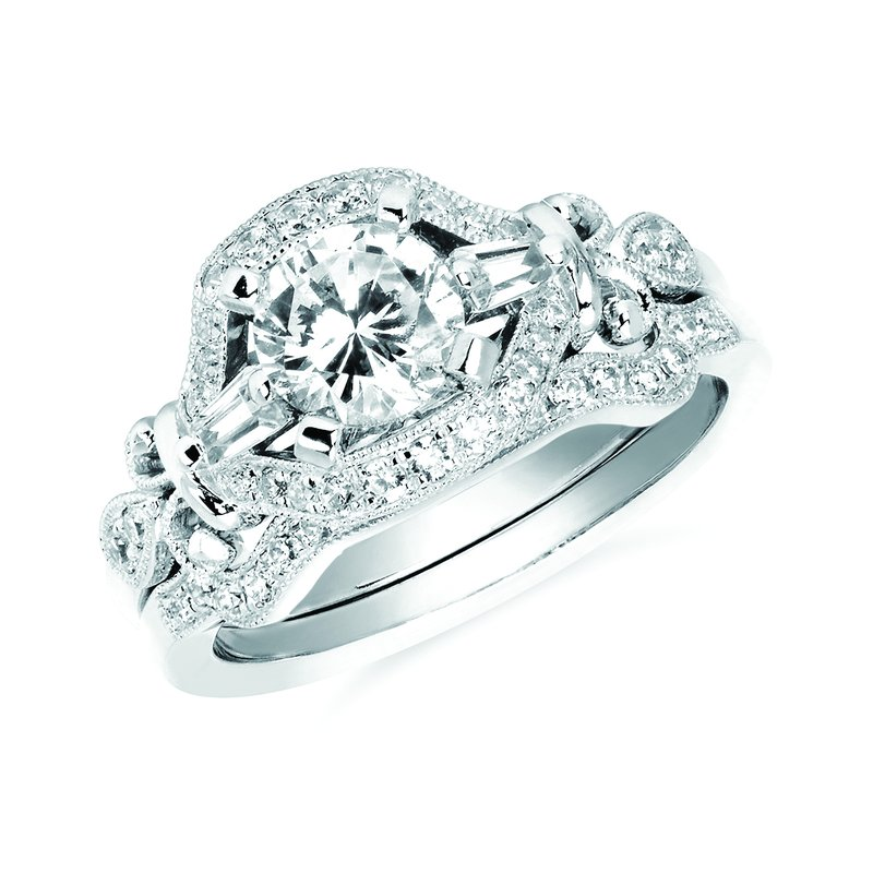 J.F. Kruse Signature Collection Ring Rd B 0.262 B 0.03 Std