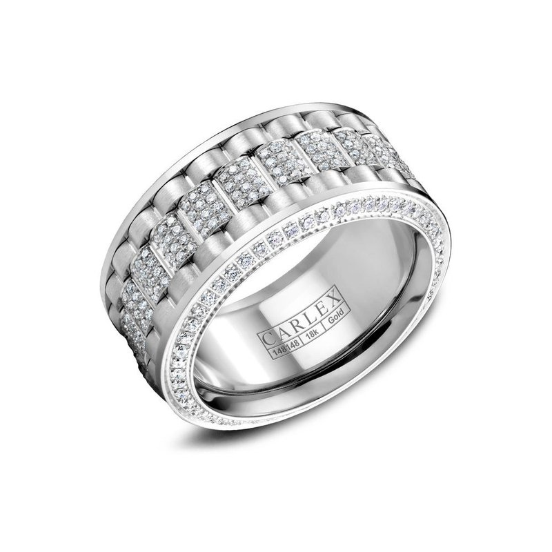 Carlex Carlex Generation 3 Mens Ring CX3-0028WWW