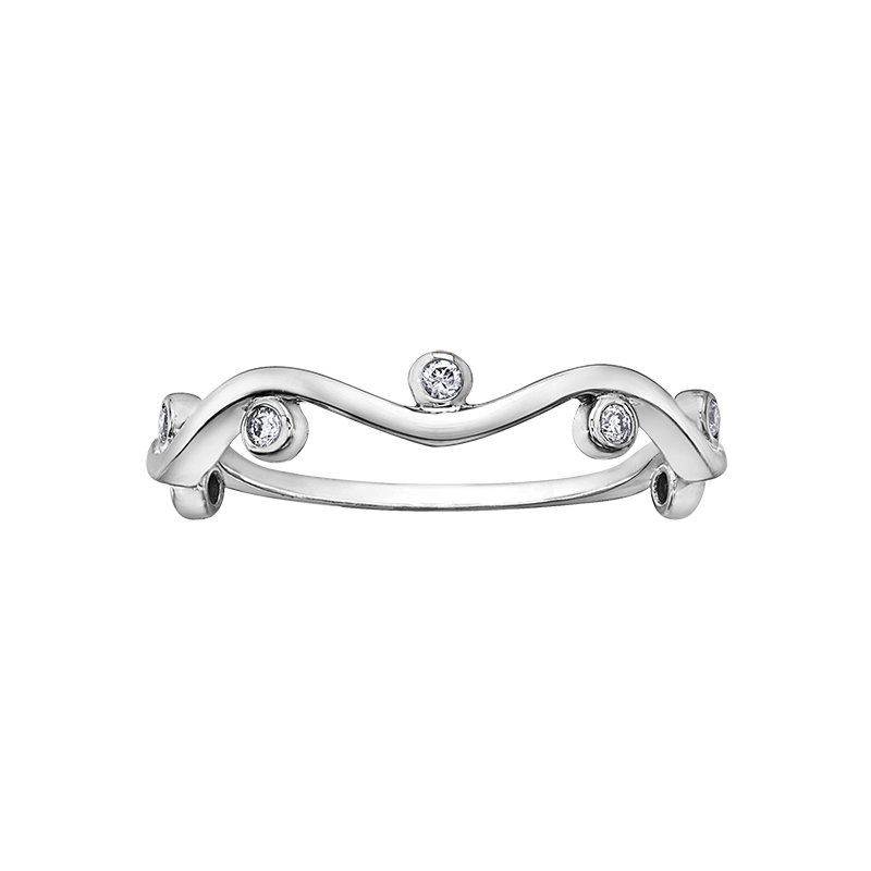 Timeless Beauty Diamond Ladies Ring